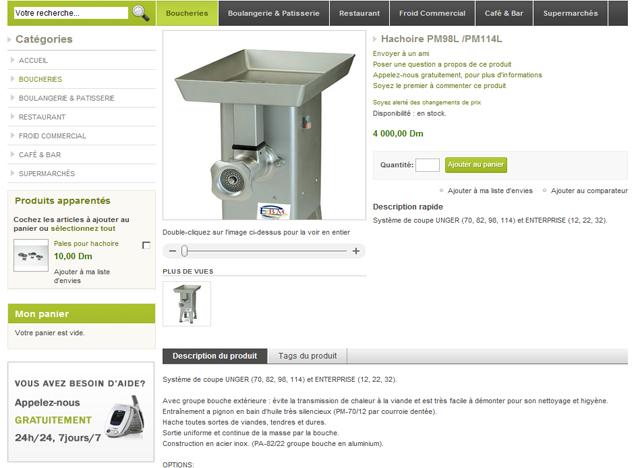 BenalBox Maroc – Boutique en ligne